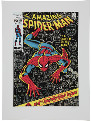 The Amazing Spiderman #100
