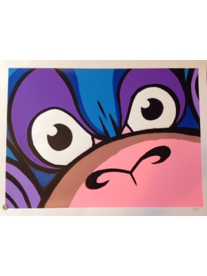 Monkey (Purple Variant)