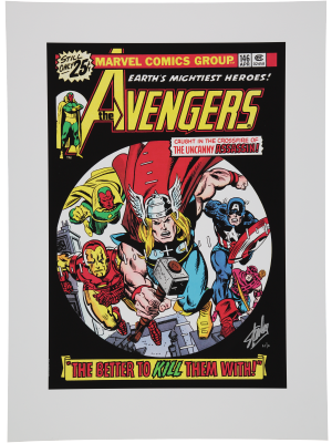 The Mighty Avengers #146 (International Edition)