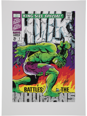 The Incredible Hulk Special #1 (UK Edition)