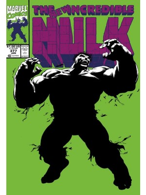 The New Incredible Hulk #377