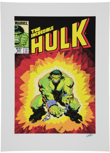The Incredible Hulk #307