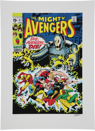 The Mighty Avengers #67 – Die Avengers Die!