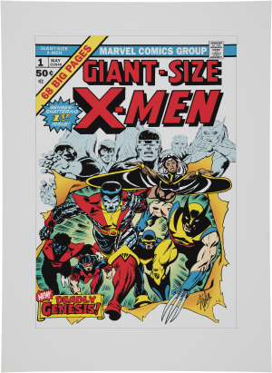 Giant Size Xmen #1 (International Edition)
