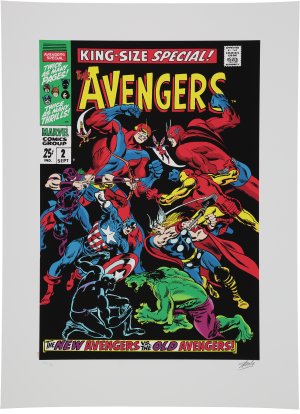 The Avengers – King Size Special #2
