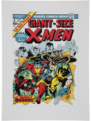 Giant Size Xmen #1 (UK Edition)