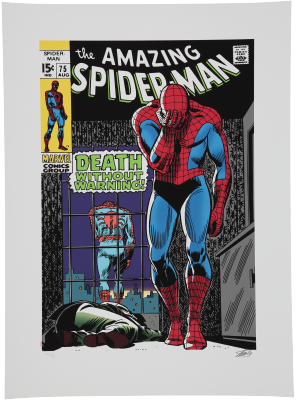 The Amazing Spiderman #75
