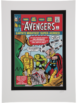 The Avengers #1 – Earth's Mightiest Superheroes