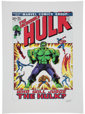 The Incredible Hulk #152