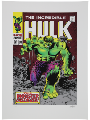 The Incredible Hulk #105