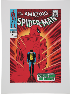 The Amazing Spiderman # 50 (UK Edition)